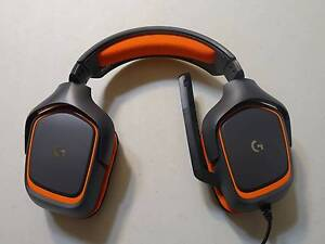 Logitech G231 Prodigy Stereo Gaming Headset Carlisle Victoria Park Area Preview
