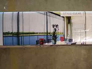 2 Clear PVC Bistro Blinds Mountain Creek Maroochydore Area Preview