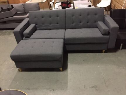 Brand new sofa bed with storage ottoman $600 Mount Waverley Monash Area Preview