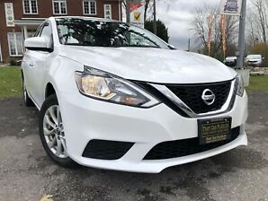 2016 Nissan Sentra S-$47WK-BackupCam-Cruise-HeatedSts-Bluetooth-PwrWn