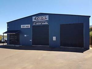 430m2 commercial shed for lease. Minutes from Toowoomba CBD Harlaxton Toowoomba City Preview