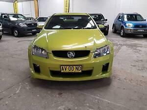 2008 Holden Commodore SV6 VE 3.6L 6 CYL Sedan - SPORTS AUTO Waratah Newcastle Area Preview