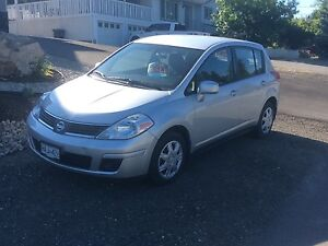 Nissan Versa 2008 in Lake Country