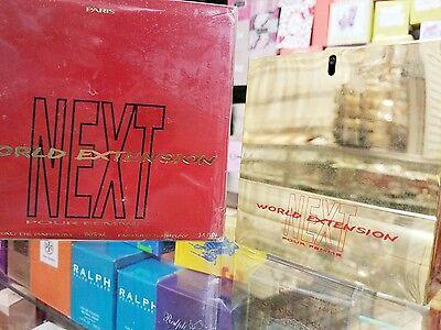 NEXT World Extension Pour Femme EDP Eau de Parfum for Women 3.4 oz 100 ml SEALED