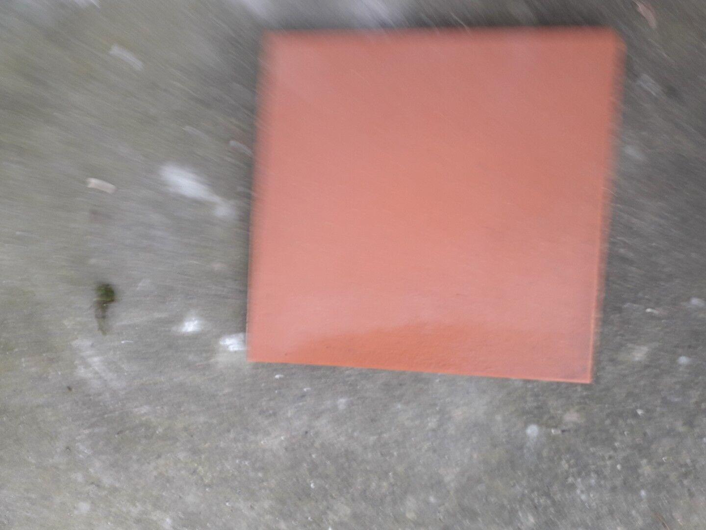 Sample Reclaimed Red Quarry Tiles