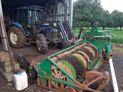 Macadamia Harvester Federal Byron Area Preview