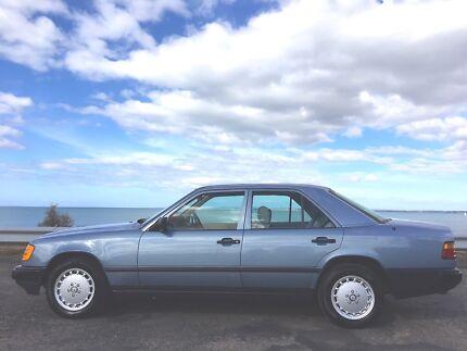 1988 MERCEDES-BENZ 300E 4 DOOR SEDAN - VERIFIED LOW MILEAGE Norlane Geelong City Preview