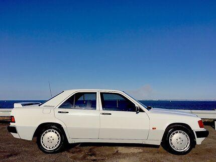 1993 MERCEDES-BENZ 180E 4 DOOR SEDAN Norlane Geelong City Preview