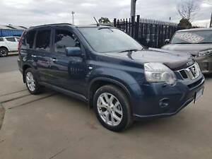 2011 Nissan X-trail Ti SUV AUTO Williamstown North Hobsons Bay Area Preview