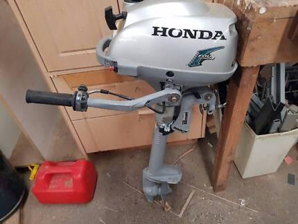 2HP Honda outboard