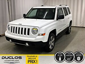 2017 Jeep Patriot High Altitude*A/C*TOIT*CUIR CHAUFF*AWD*