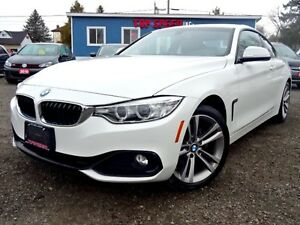 2017 BMW 4-Series 430i xDrive Navigation Sunroof Certified