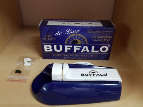 BUFFALO de Luxe Stopfer,Stopfmaschine.Filterhülsen-Stopfgerät
