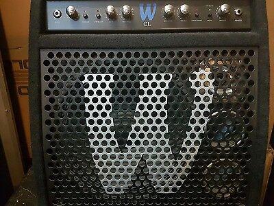 Usado, WARWICK CL BASS AMP  200 W - made in GERMANY  comprar usado  Enviando para Brazil