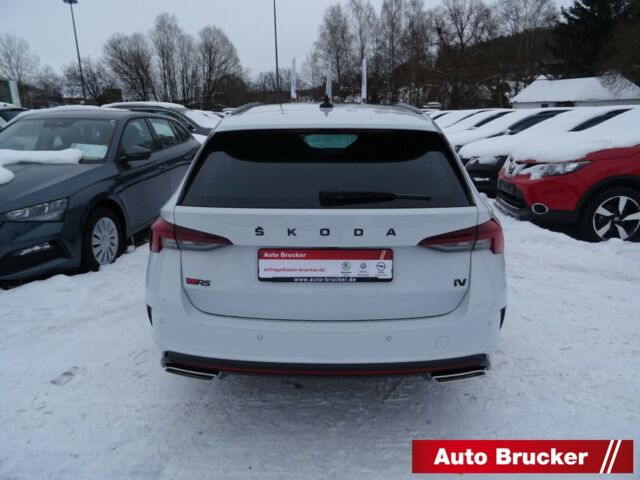 Octavia Combi RS First Edition iV 1.4 TSI  Stand