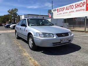 2000 Toyota Camry Sedan, AUTO, 4CYL, COLD AC, LOGBOOK, RUNS WELL Melrose Park Mitcham Area Preview