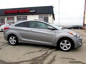 2013 Hyundai Elantra GS COUPE AUTOMATIC BLUETOOTH CERTIFIED 2YR