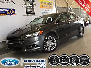 Ford Fusion Berline 4 portes Titanium traction intégrale 2015