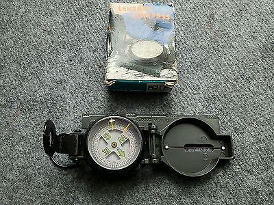Wehrmacht  Lensatic Compass, Kompass, Marschkompass Model No 544.591