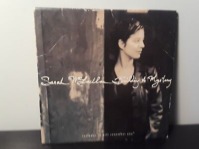 Building A Mystery  Single  By Sarah Mclachlan  Cd  Aug 1997  Arista