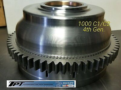 Rotation Gear Assembly - Allison 1000/2000 Rotating Clutch Housing & Gear Assembly 4th gen W/PTO 29542802