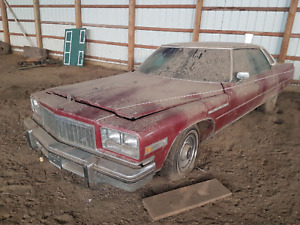 BARN FIND 1976 BUICK