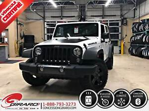 2017 Jeep WRANGLER UNLIMITED SPORT*BIG BEAR EDITION*BLUETOOTH*2