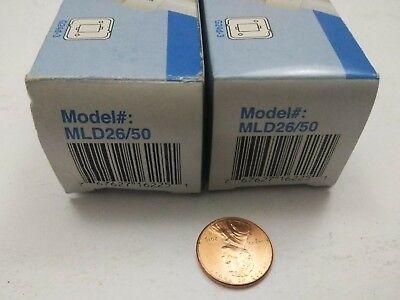 New Maxlite Mod# MLD 26/50 Compact Fluorescent Light 5000K 2 Pin Base 10K HOURS