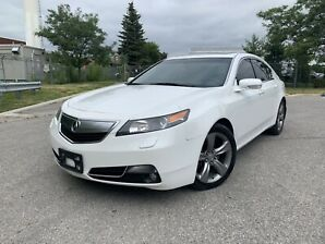 2013 Acura TL 6-Speed AT SH-AWD with Tech Package and HPT 2013 A