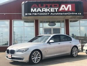 2009 BMW 7-Series CERTIFIED,750i,LEATHER,BACKUP CAM,WE APPROVE ALL C