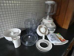 Tefal Vita Compact Multifunction Food Processor / Blender Lutwyche Brisbane North East Preview