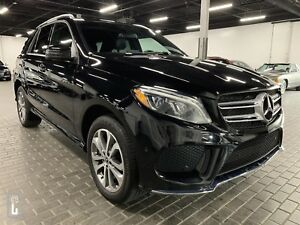 2018 Mercedes-Benz GLE-Class GLE400 4MATIC-NAVI-360 CAMERA-ONLY