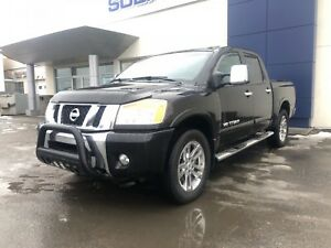 2012 Nissan Titan PRO-4X  - Bluetooth -  Fog Lights