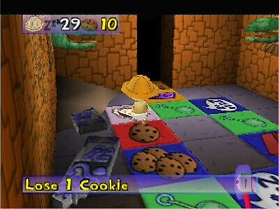 Rugrats - Treasure Hunt PAL N64