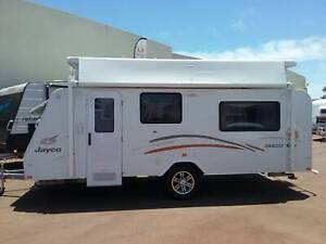 2012 Jayco Discovery Pop Top Single Bed Caravan Barragup Murray Area Preview