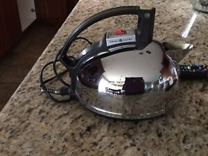 General Electric kettle