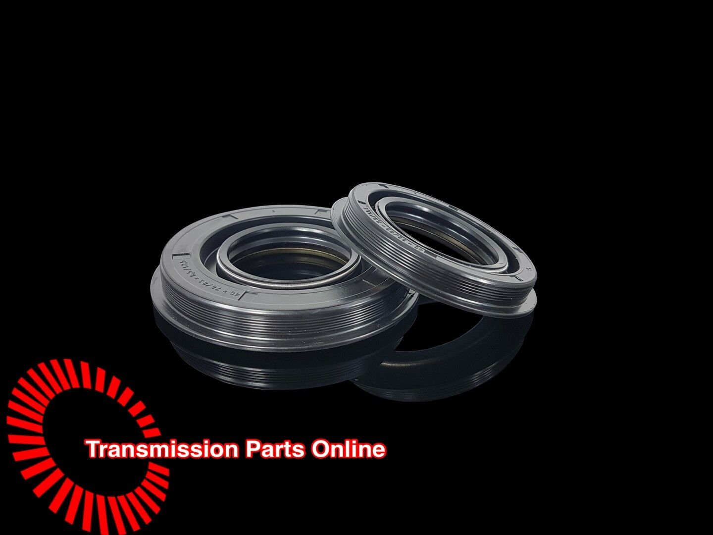 DRIVE SHAFT OIL SEAL PAIR MG 1.8 VVTi PG1 5 SPEED GEARBOX DIFF
