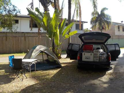Holden Commodore Wagon fully furnished ready to go! Manoora Cairns City Preview
