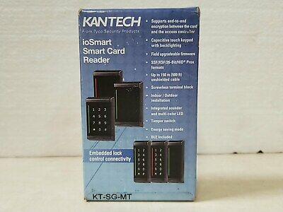 Kantech Iosmart Card Readers Kt-sg-mt Single Gang Multi Tech Access Control