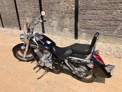2008 Honda VT400 Shadow LAMS approved