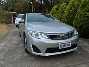 2012 Toyota Camry Altise East Victoria Park Victoria Park Area Preview