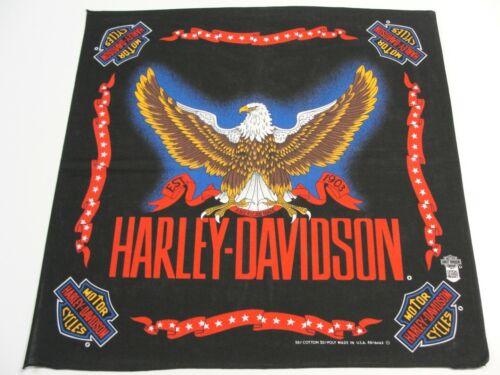 Harley Davidson Vintage Bandana Eagle