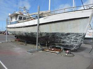 45' ROCK LOBSTER BOAT NO RESERVE WORK OR CRUISE Port Adelaide Port Adelaide Area Preview