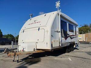 2006 Trailcraft Panorama 540 Semi Off Road Caravan Barragup Murray Area Preview
