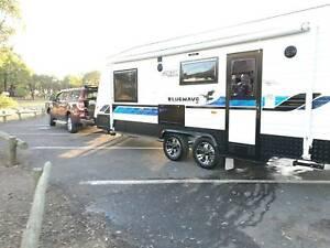 Condor Bluewave 2016 21ft Caravan with heaps of extras