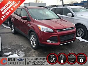 Ford Escape SE 2016 AWD, cuir, GPS, bluetooth
