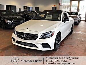 2019 Mercedes Benz C-Class Coupe C 300 4MATIC Coupe Tech Pack, N