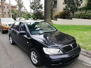 2002 Mitsubishi Lancer LS, manual, cheap reliable car from A to B Wollongong Wollongong Area Preview