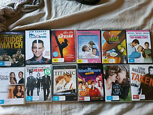DVDS FOR SALE Langwarrin South Frankston Area Preview