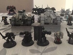 Warhammer 40K Mixed Imperial Lot